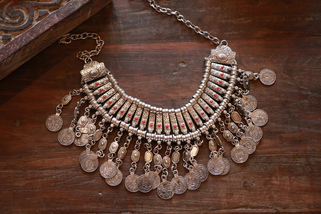 Orientale: collane marocchine