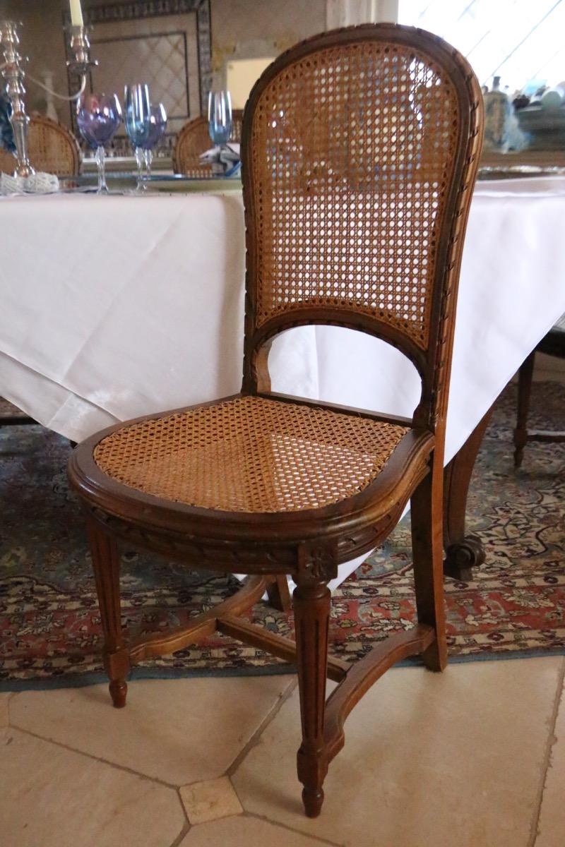 Antiquariato sedia in paglia di vienna for Sedia design paglia di vienna